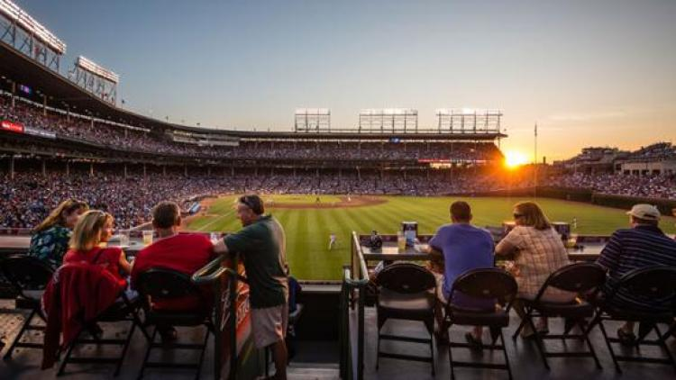 2019 Chicago Cubs Home Games Schedule