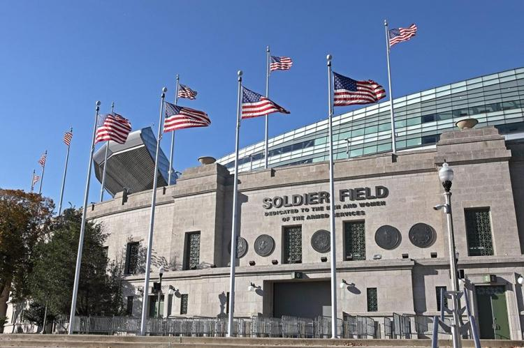 Tour of Soldier Field