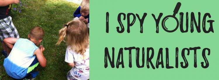 I Spy Young Naturalists (Ages 3-5)