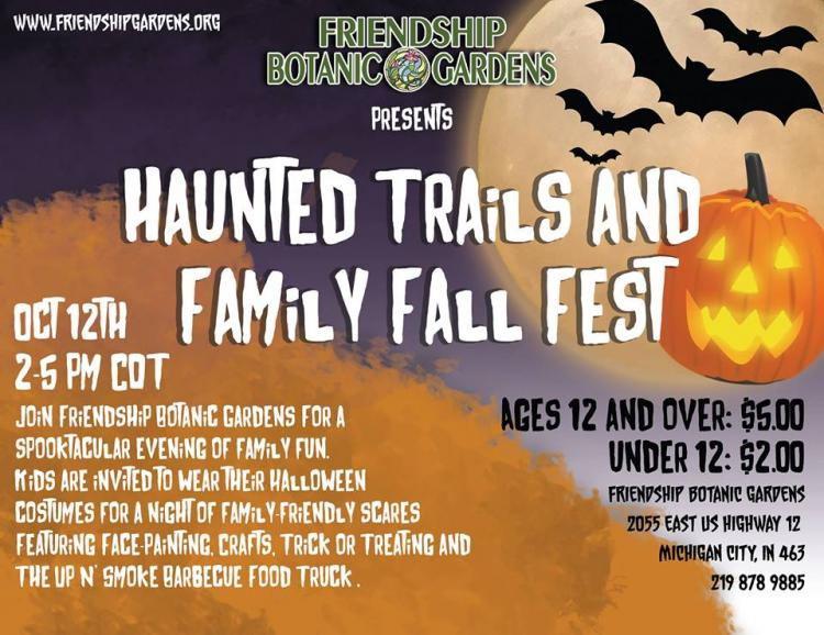 Haunted Trails and Family Fall Fest
