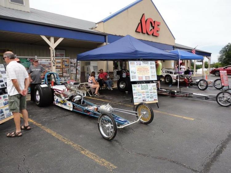 10th Annual Winfield Ace Hardware Car Show