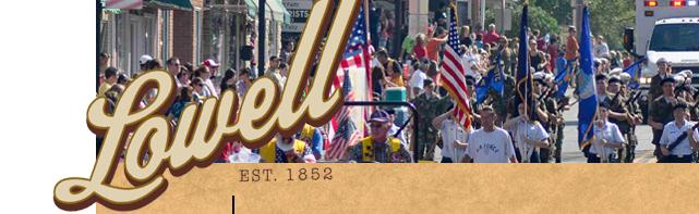 Lowell Town Council Meetings