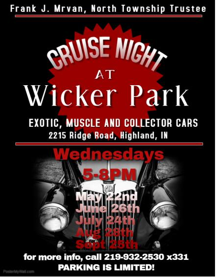 Cruise Night at Wicker Park