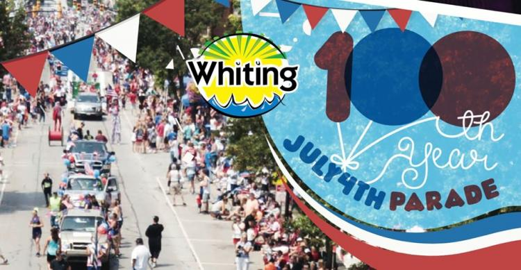 Whiting's 100th Year July 4th Parade