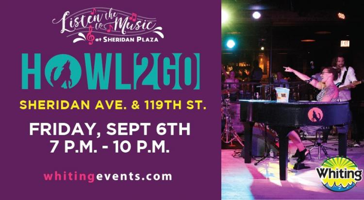 Howl 2 Go Dueling Piano Show