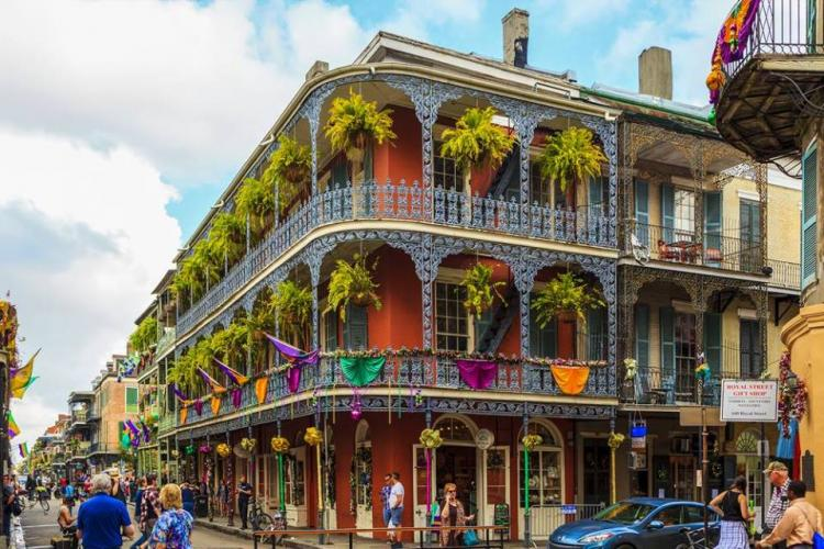2019 Overnight Trips - Biloxi & New Orleans