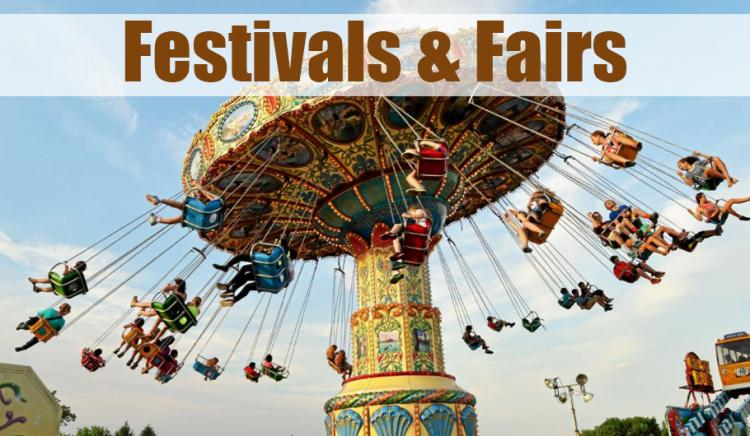 FESTIVALS and FAIRS around Northwest Indiana (and the Chicago area)