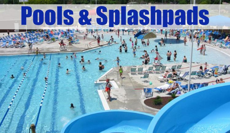 UPDATES on NW Indiana Public Pools and Splash Pads