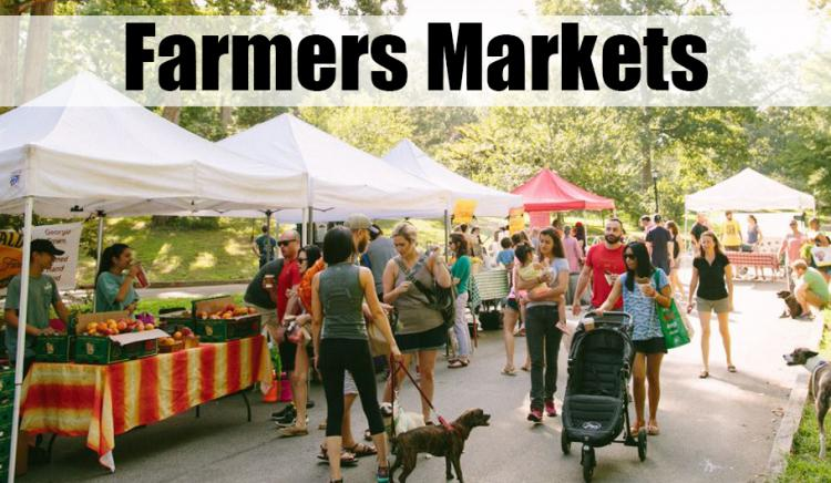 20+ FARMERS MARKETS in Northwest Indiana