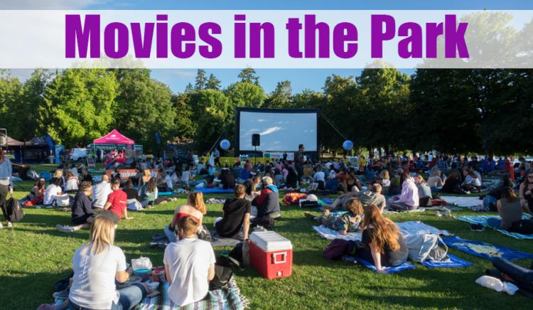 20+ FREE Movies in the Park 2019
