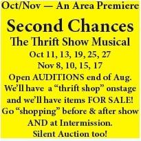 Second Chances- The Thrift Show Musical
