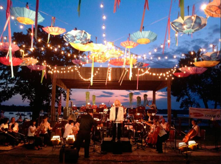 Northwest Indiana Symphony Free Summer Concert in Cedar Lake
