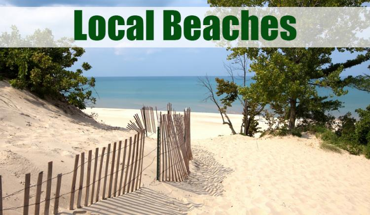 Public Beaches in Northwest Indiana