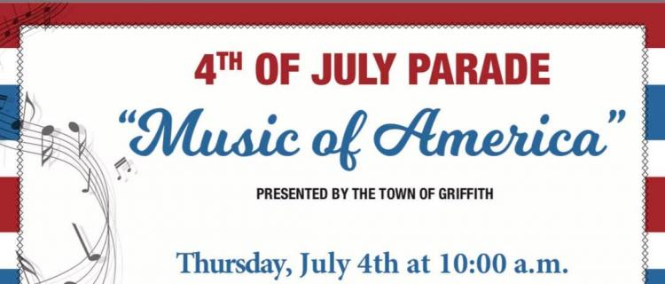 Griffith 4th of July Parade