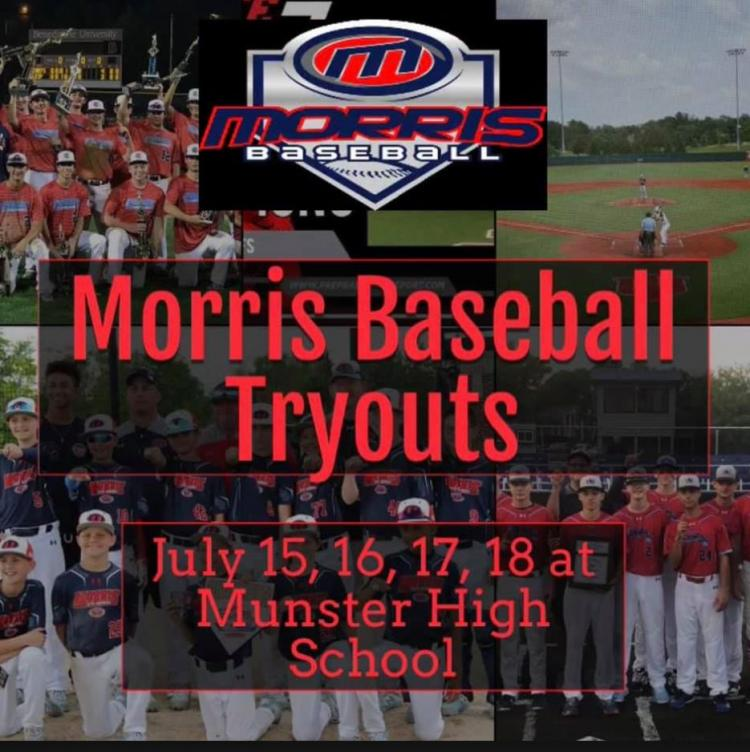 Tryouts for Travel Baseball & Softball