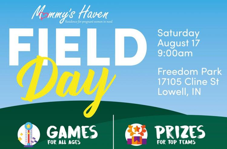 Mommy's Haven Field Day
