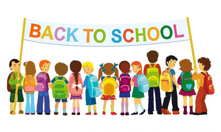 Lake Station Community Schools First Day