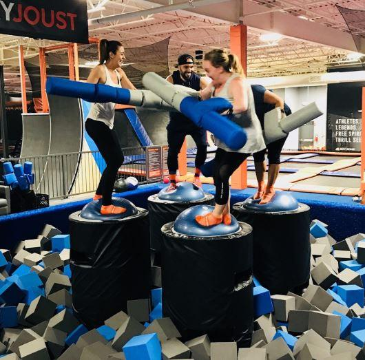 Family Fun Night Every Tuesday at Sky Zone