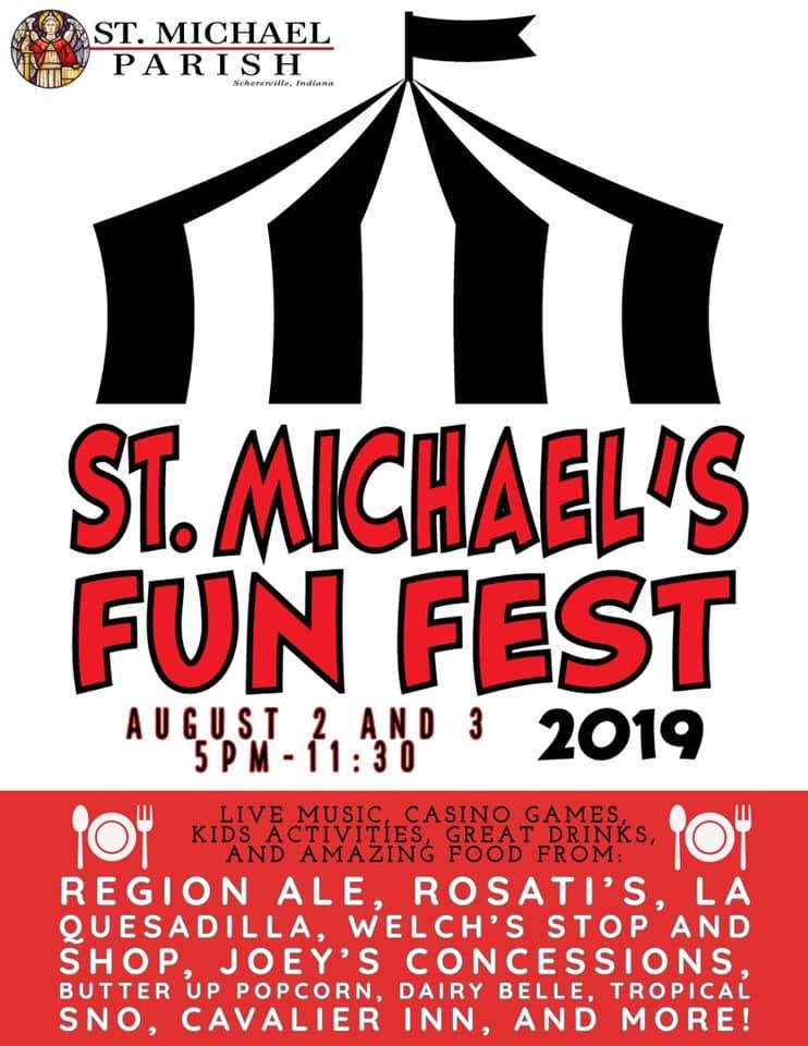 St. Michael's Family Fun Fest & Car Show