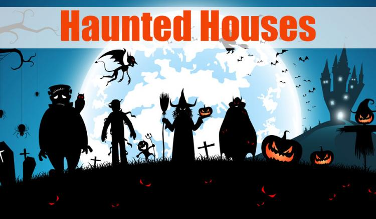 Haunted Houses Northwest Indiana & The Chicago Area