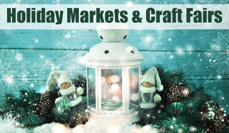 Holiday Craft & Vendor Fairs in and near Northwest Indiana!