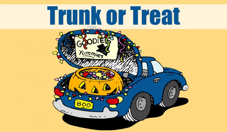 Trunk or Treat in Northwest Indiana