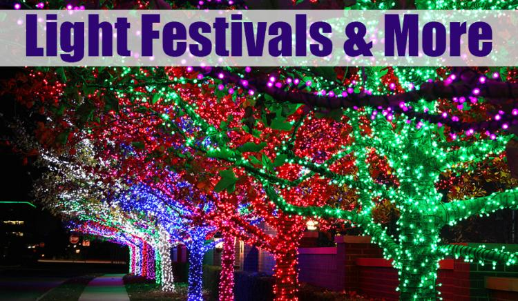 Light Festivals & More Around Northwest Indiana!