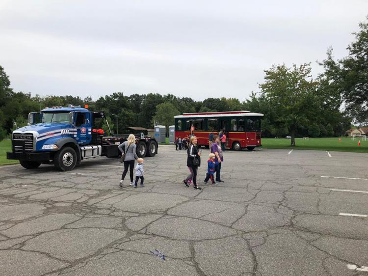 Touch a Truck in Crown Point