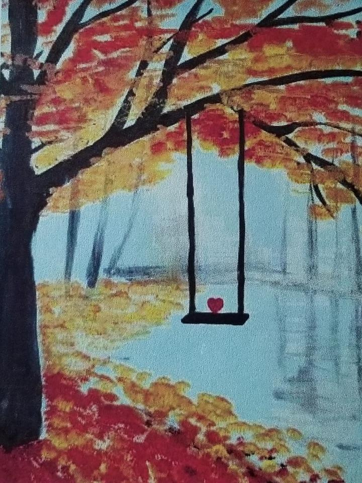 Paint & Sip - Swing into Fall