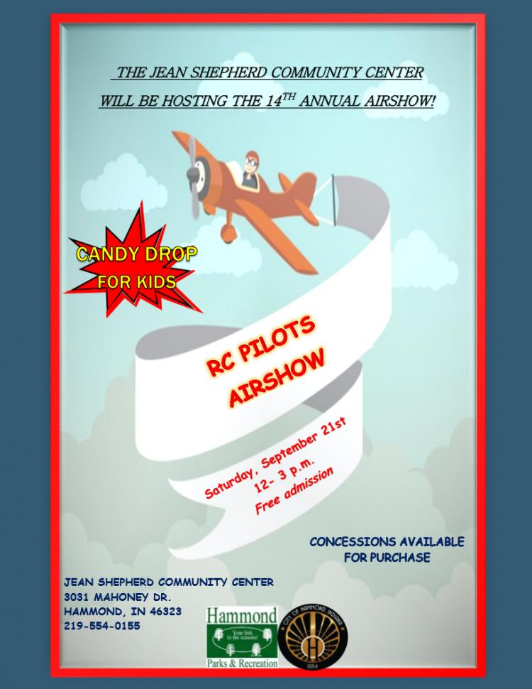 14th Annual Remote Controlled Air Show
