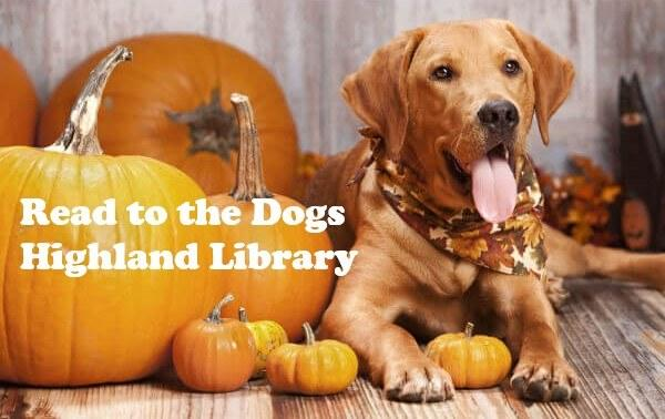 Power Paws For Kids at Highland Branch