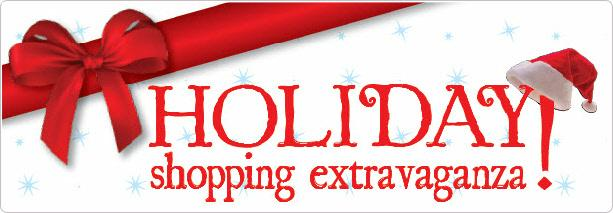 Holiday Shopping Extravaganza at the Lake Central Plaza