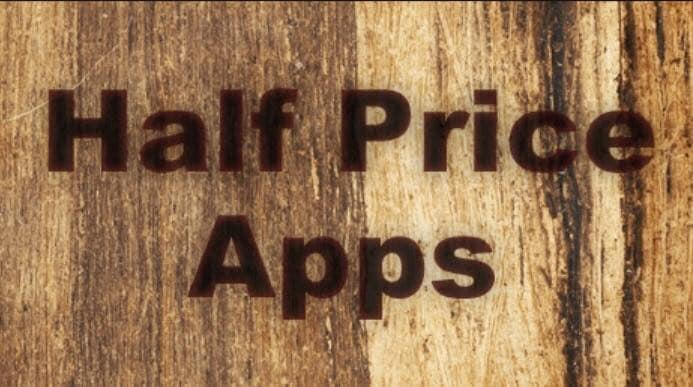 1/2 Price Apps at Shipwreck Bar & Grill!