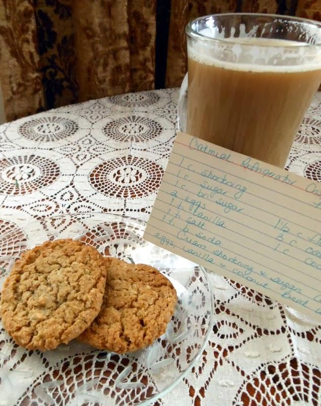 Holly Days Historic Cookie Recipe
