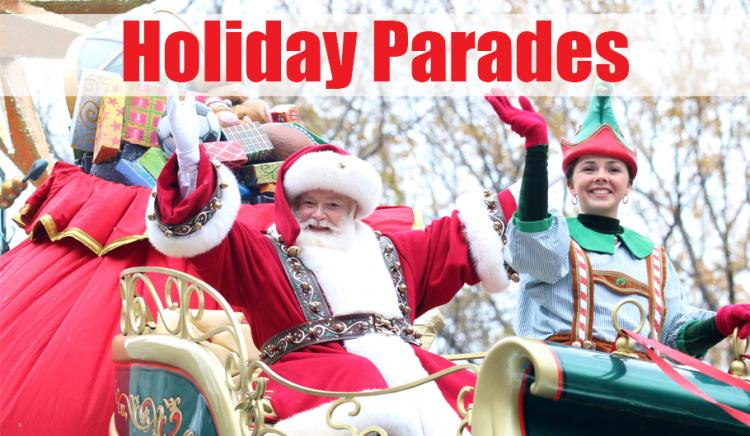 Holiday Parades in NWI
