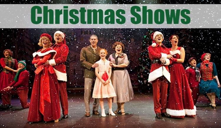 Christmas Shows Around Northwest Indiana & the Chicago Area!