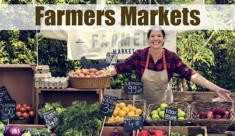 10+ FARMERS MARKETS in Northwest Indiana