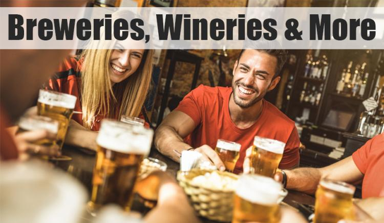 Northwest Indiana Breweries and Wineries