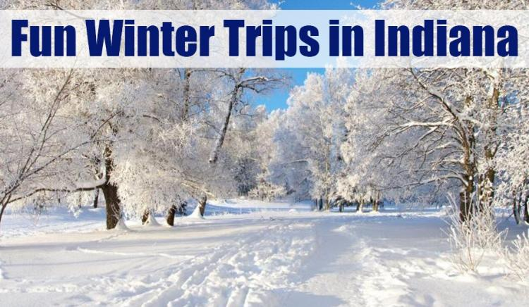 Fun Winter Trips to Take in Indiana This Winter!
