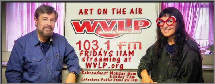 Art on the Air w/Larry Brechner & Ester Golden