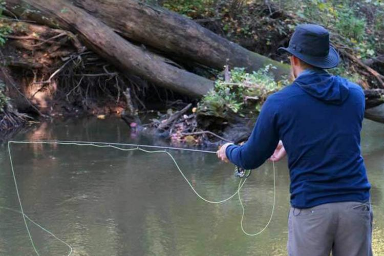 Where to Fish in the National Park