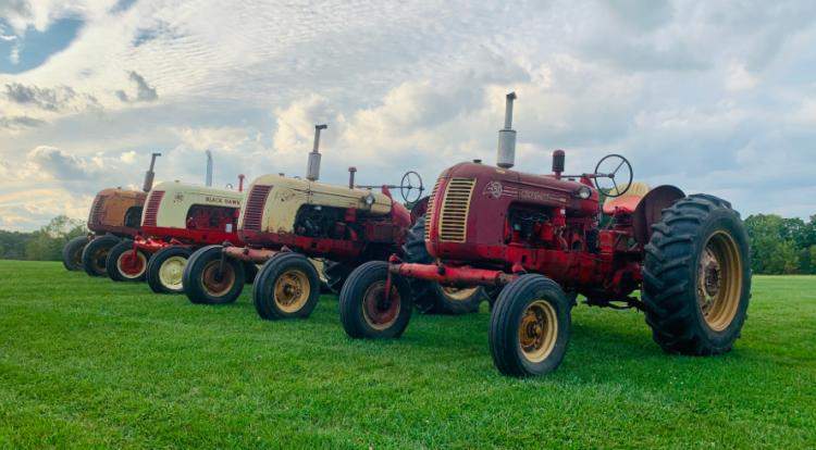 Northern Indiana Historical Power Association  44th Annual Fall Harvest Festival