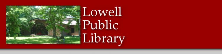 Toddler Time at the Lowell Public Library