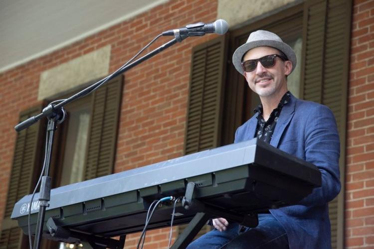 Matthew Ball – THE BOOGIE WOOGIE KID at Porter County Library
