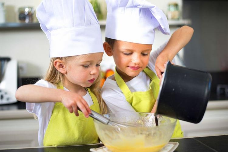 VALENTINE COOKING CLASS (Ages 4-6)