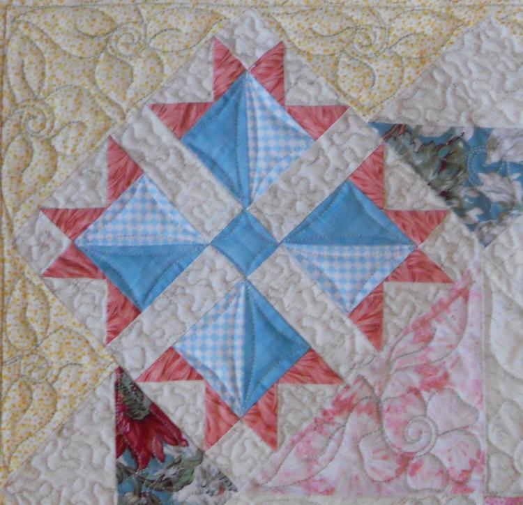 Quilters Meet at Lowell Library