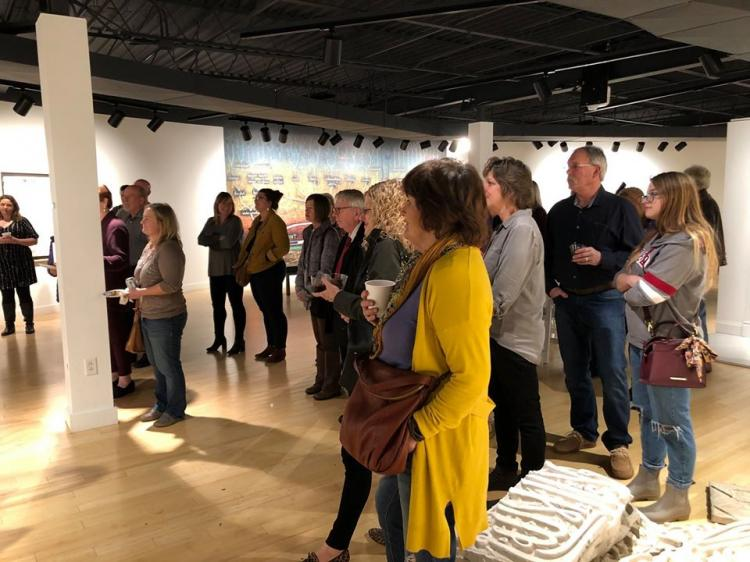 Visit The Lubeznik Center for the Arts