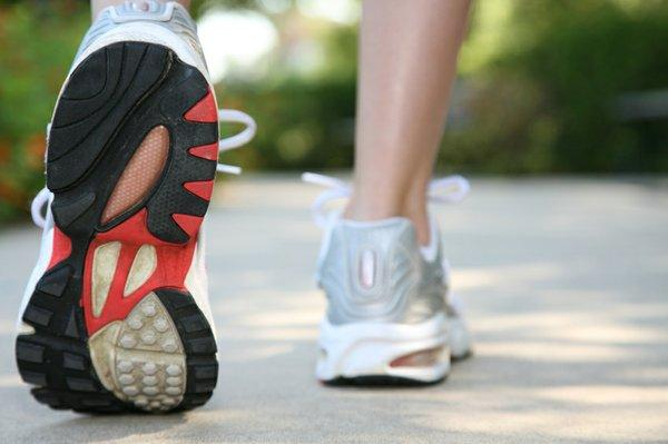 Today is National Walking Day