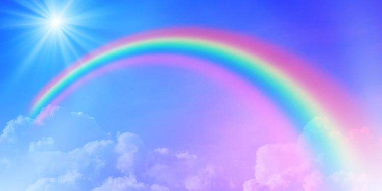 Today is National Find a Rainbow Day
