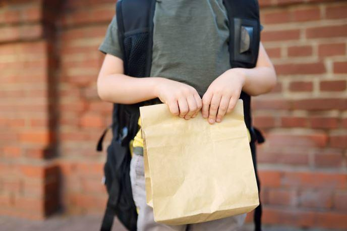 Crown Point School Corp School-Aged Free Lunch Availability